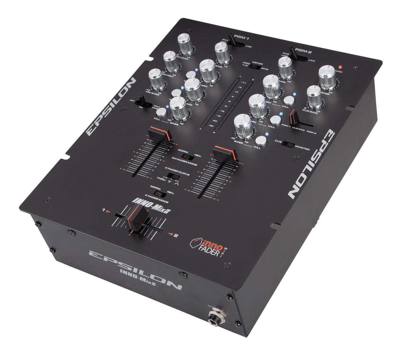 Epsilon Inno-Mix 2 Mixer Schwarz