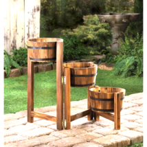 Apple Barrel Planter Ladder - $89.05