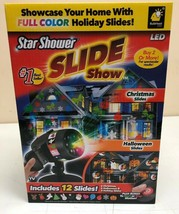 Christmas and Halloween LED Slide Show Projection Kit - $19.79