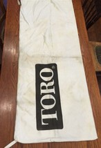"Toro Grass Leaf Catcher Bag 22"" X 56"" Possibly 19-2500 ?? - $39.99"