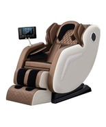 Fathers Day Gift 3D Zero Gravity Body Relax Massage Chair With Bluetooth... - $2,081.69