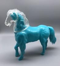 BoonVelvet She Headless Horse Vinyl Sofubi Kaiju Designer Toy image 2