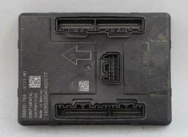 16 17 Honda Civic Body Control Module Oem - $89.09