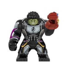 Professor Hulk with Infinity Gauntlet Marvel Avengers Endgame Lego Minifigures - $8.50
