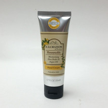 A La Maison de Provence Moisturizing Hand Cream Honeysuckle 1.7 oz Trave... - $14.84