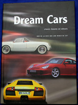 DREAM CARS: CLASSIC BEAUTY ON WHEELS de la Rive Box de Cet HCDJ 1st US E... - $14.36