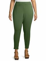 Terra & Sky Women's Plus Size Easy Pull on Knit Pants 3X - $25.80
