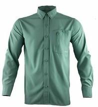 Gillz Men's Deep Sea Long Sleeve Woven Shirt Goblin Blue 2XL SEALED!!!  image 1