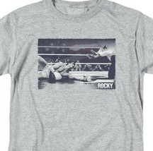 Rocky Classic Movie Boxing Championship Retro 70's 80's graphic T-shirt MGM235 image 2