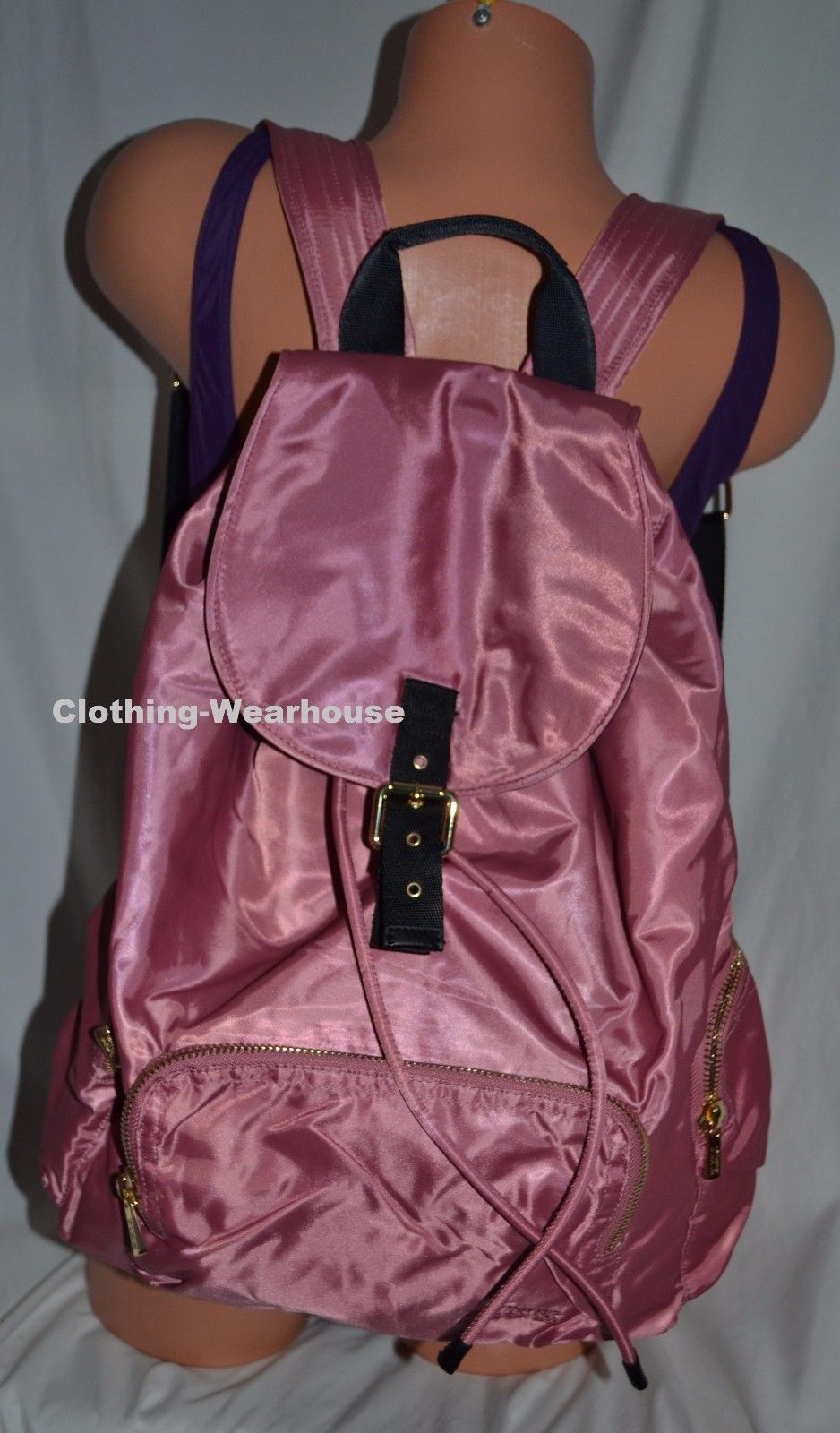 0f9ea76dae2a Victoria Secret Pink School Backpack- Fenix Toulouse Handball