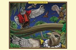 A Cast of Shakespearean Hawks by Richard Kelly - Art Print - $19.99+