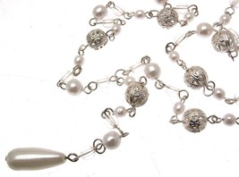 Statement Necklaces Beaded Necklaces Faux Pearl Necklaces - $16.35