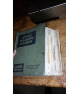 CLARK ELECTRIC FORK LIFT SERVICE TRAINING MANUAL BOOK GUIDE - $74.25
