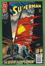 "Superman Vol 2 #75 ""Doomsday"" - $9.99"