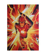 SDCC 2017 DC Comics Booth Exclusive Poster - Flash - $19.99
