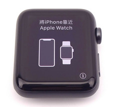 Apple Watch Series 2 Nike+ 42mm Space Gray Aluminum Case (MP0A2LL/A) *Mint* - $195.99
