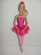 Barbie Fairytale Ballerina Doll Pink Ballet - $4.99