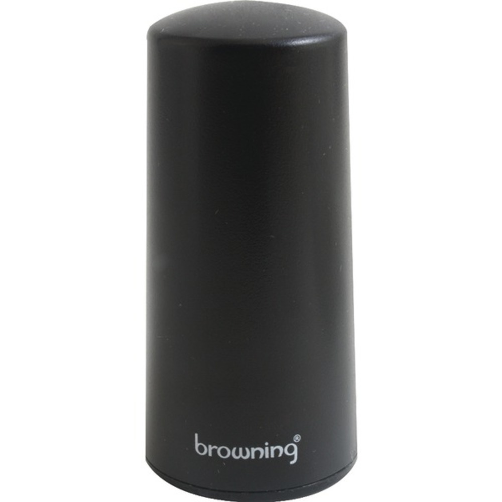 Browning BR2445 450MHZ-465MHz Pretuned Low-Profile NMO Antenna, 3 1/4 Tall