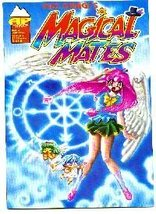 Magical Mates #3 Antarctic Press [Comic] No information available - $11.99