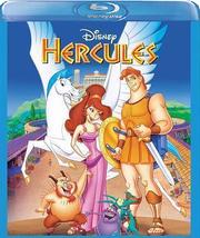 Disney Hercules Special Edition Blu-ray+DVD
