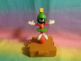 Vintage 1996 McDonald's Warner Bros. Space Jam Marvin Martian Toy  - $2.95