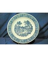 """Homer Laughlin Shakespeare Country Dinner  Plate 10 1/8"""" - $4.15"""