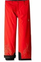 Spyder Boy's Marvel Hero Pants, Ski, Snowboarding Pant, Size 12, NWT - $78.21