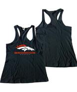 Denver Broncos Women Tank Top Sizes (S thru 2XL) - $19.79 - $21.77