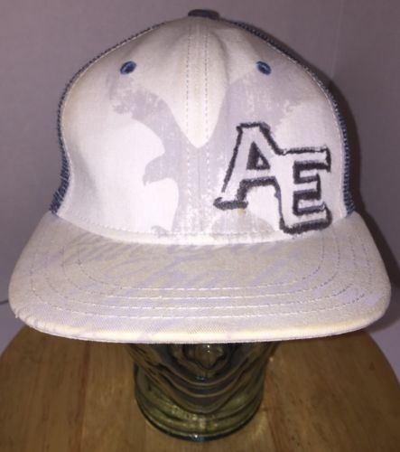55059b12cde 12. 12. Previous. AMERICAN EAGLE Standard   Tradition 197 Trucker Hat Cap  Snapback Outfitters LOGO