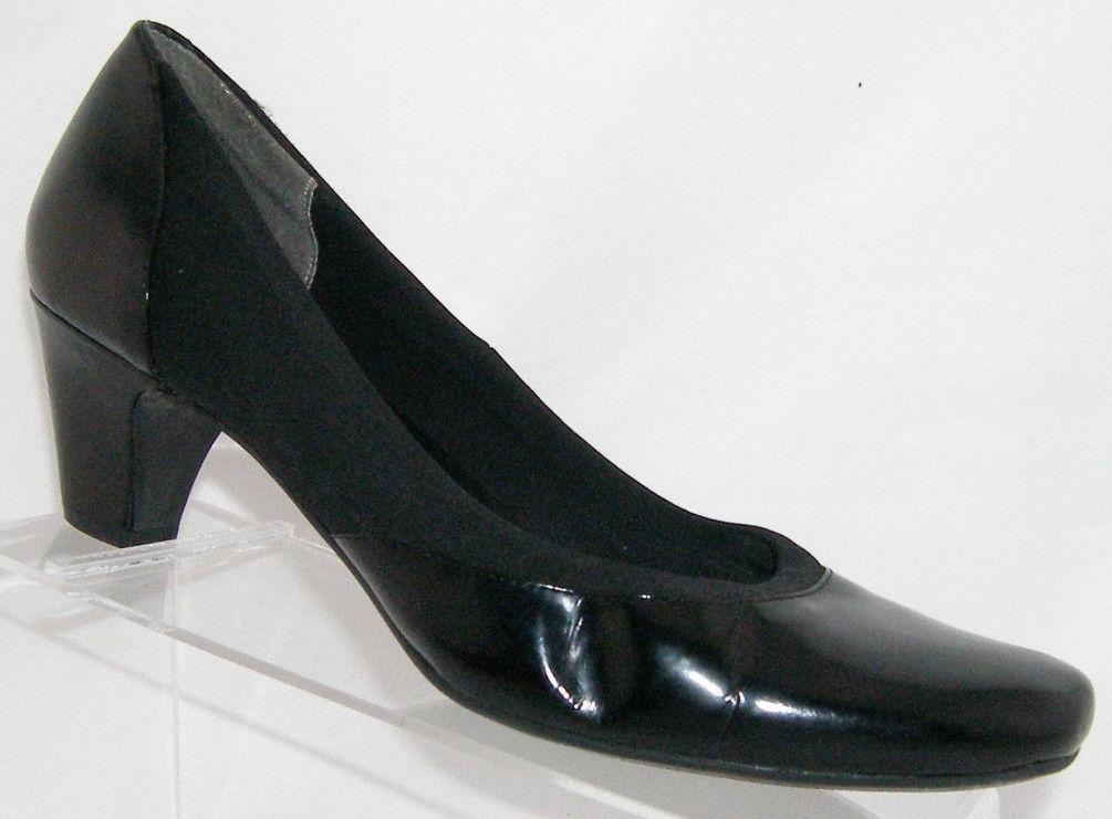 0e4edcbe4ba Easy Spirit  Verucas  black leather stretch and 50 similar items