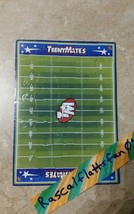 2017 TEENYMATES SERIES 6 COMPLETE NFL PUZZLE SET / ALL 35 PIECES - BRAND NEW image 2