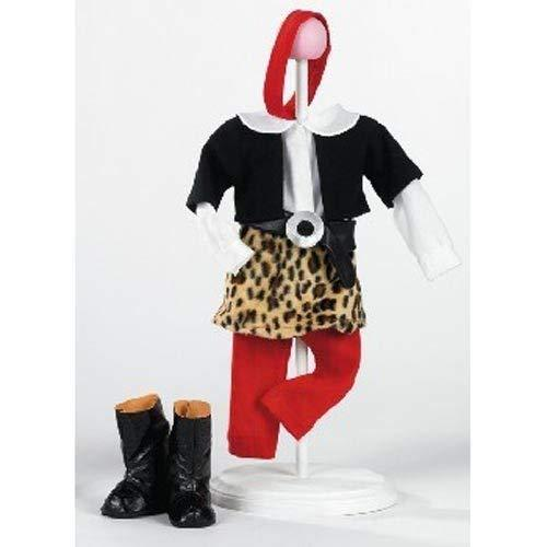 Madame Alexander Favorite Friends Leopard Skirt Ensemble - $22.65