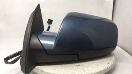 2010-2011 Terrain Gmc Driver Left Side View Power Door Mirror Blue 19462 - $39.03