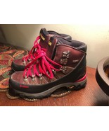 Dunham Hiking Waffle Stomper Vibrant Dry Works Boot Size 8 - $53.19