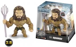 "Justice League Metalfigs Aquaman M543 2.5"" Figure Jada Toys - $9.00"