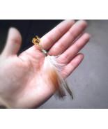 Ombre Feather Ear Cuff Boho Ear Cuff Feathers Ear Cuff Bohemian Ear Cuff... - $52.00
