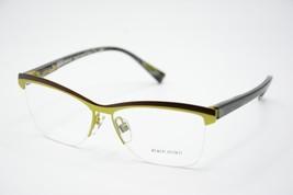 New Vintage Alain Mikli A 02012 0106 Brown Lime Eyeglasses Authentic Frame 55-14 - $102.85