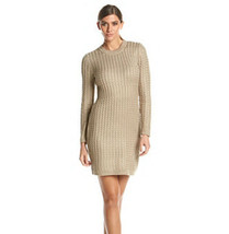 Calvin Klein Cable Knit Sweater Dress size medium - $28.70
