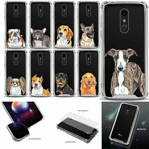For [LG K30/ LG Xpression Plus], Shockproof Bumper Case, Flexible and Sl... - $9.88