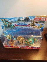 SKYLANDERS SUPERCHARGERS SEA RACING ACTION PACK DEEP DIVE GILL GRUNT - NEW - $7.53
