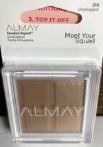 New Almay Shadow Squad 210 Unplugged Eyeshadow - $7.87