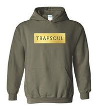 CC Bryson Tiller Trapsoul Hoodie Military Green (Gold Print) - $29.99