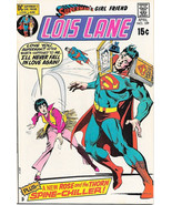 Superman's Girlfriend Lois Lane Comic Book #109, DC Comics 1971 VERY FINE - $24.11