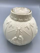 Lenox Ornamental Glow Nativity Votive - $9.03