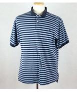 Ralph Lauren Polo Mens Striped Polo Shirt Size Large - $13.85