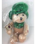 Chantilly Lane Musical Bears Shamrock Dancing When Irish Eyes Are Smilin... - $34.99