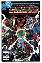 CRISIS ON INFINITE EARTHS #3 comic book 1985-DC Geoge Perez - $27.74