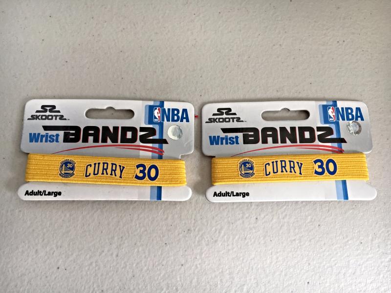 Stephen Curry Skootz Bandz Bracelet image 2