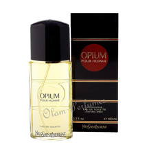 Opium for Men YSL Yves Saint Laurent Edt. Spray 3.3oz 100ml * New in Box... - $52.91