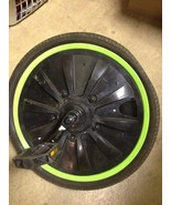 Huffy Green Machine Purple Front Big Wheel Tire Tube Bearings Crank Arms... - $37.39